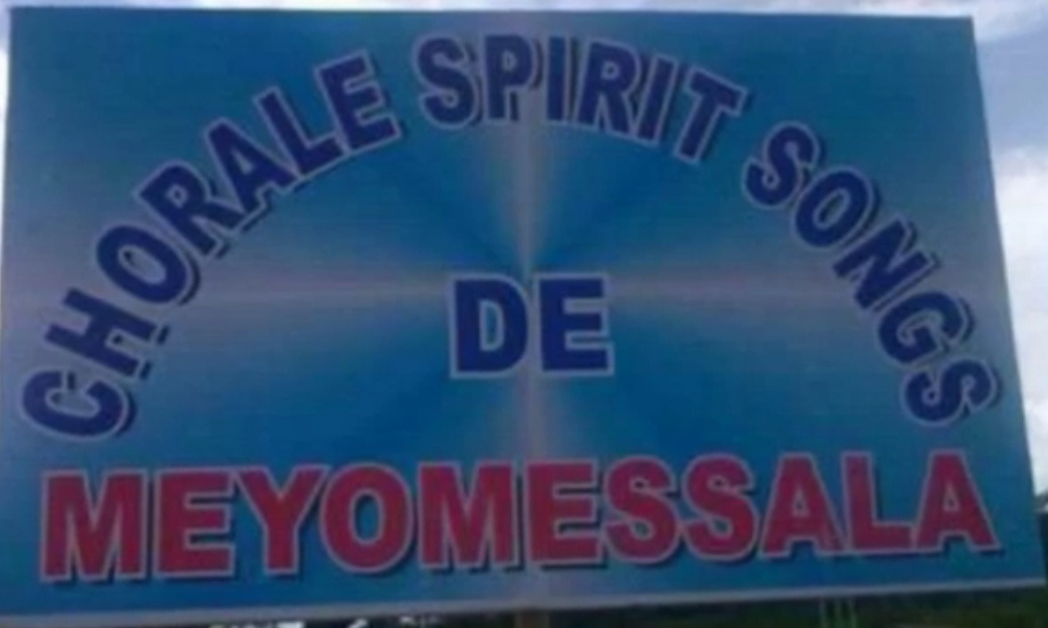 Spirit Songs de Meyomessala